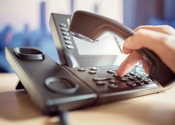 servicio de telefonia ip