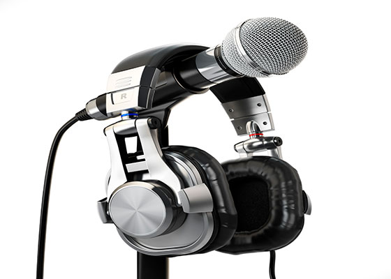 streaming de audio